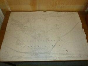 Ordnance Survey Map 1:2500 Scale Caernarvonshire XXXIV-12 Tremadog Ynyscynhaiarn