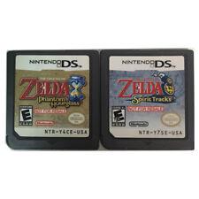 DS Zelda:Phantom Hourglass & Spirit Tracks-Not For Resale