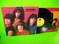 Ramones – End Of The Century Vintage 1980 Vinyl LP Record PROMO Cover Punk Rock