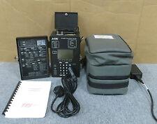 TTC TPI 650E - EURO / E1 Portable Standard Network Testing Frame Relay Service
