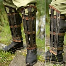 Viking Greaves / Leg Armour - Perfect Re-Enactment & LARP Gear