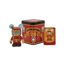 "Disney Vinylmation San Francisco Exclusive Red Trolley 3"" Figure Tin"