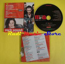 CD ROCK SOUND VOL 59 compilation PROMO 2003 PLACEBO GATHERING ARTSONIC (C8)