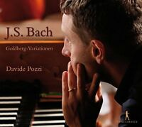 Davide Pozzi - J.S.Bach: Goldberg Variations BWV988 [CD]