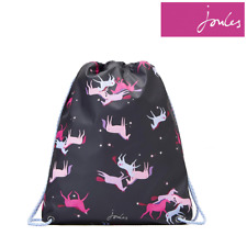 Joules Girls Drawstring Bag (Z)