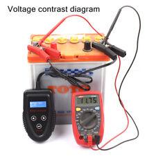12V Digital Car Battery Tester Cranking System Charging Diagnostic Tool Analyzer
