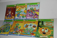 Lot of 7 -  LeapFrog Tag Reading System Books