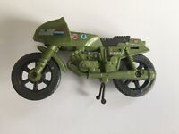 "Vintage 1982 GI JOE ""RAM"" MOTORCYCLE"