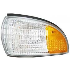 91-96 GM Caprice Impala Left Driver Sidemarker Corner Light Turn Signal 2 bulb