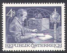 Austria 1973 Interpol/Police/Law/Radio 1v (n30395)