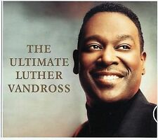The Ultimate Luther Vandross [2006] by Luther Vandross (CD, Mar-2008, Sony Music