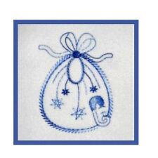 1109:  Machine Embroidery Designs - It's a Boy - Redwork
