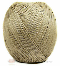 200 Yds. Natural .5mm Hemp Cord Beading Lace Craft and Jewelry Stringing Twine
