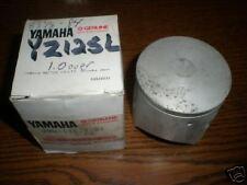 NOS 1983 1984 Yamaha YZ125 4th O/S 1.00 Piston 39W-11638-01-00