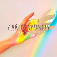 Carlos Sadness CD NEW Diferentes Tipos De Luz 190758147925 NOW SHIPPING!