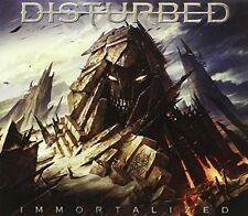 Immortalized Disturbed Audio CD (Deluxe Version)