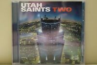Utah Saints - Two CD Royal Mail 1st Class FAST & FREE