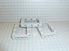 Lego Technic ® 3x vigas agujero 4x7 gris claro 64179 42070 42039 42055 8258 42069 #109