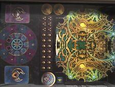 Game Board Floor Tiles Warhammer quest Silver Tower tokens floors