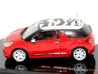 Citroen DS3 Sport Chic 2011 1:43 Scale Die-cast Model Car by IXO Models