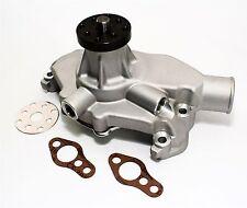 SBC Short Aluminum Water Pump Natural Finish High Volume Small Block Chevy 350