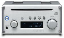 TEAC CR-H101 SILVER SINTOAMPLIFICATORE STREAMER CD BLUETOOTH USB NUOVO GARANZIA