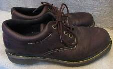 Dr. Martens Boston Oxford Mens Brown Shoes Size 12US