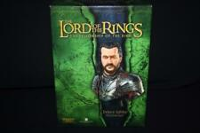 LORD OF THE RINGS LOTR SIDESHOW WETA COLLECTIBLES PRINCE ISILDUR BUST BOXED VGC