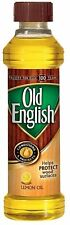 Old English Conditions - Protects Wood Furniture Polish, Lemon Oil 16 oz