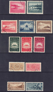 CHINA - 4 USED SETS HCV