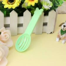 Hamster Pet Bath Spoon Small Animal Sand Spoons Hamster Guinea Pig Cleaning Tool