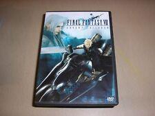 """DVD,""""FINAL FANTASY VII"""",advent children"""