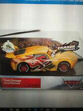 DISNEYPIXAR CARS 3 TRACK DAMAGE CRUZ RAMIREZ CHASER DISNEY STORE LIMITED EDITION