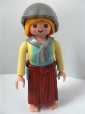 Playmobil farm/castle/western/Victorian dollshouse: Lady figure/maid NEW