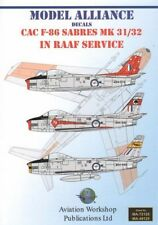 Model Alliance MA-72125 1:72 North-American CAC F-86 Sabres in the RAAF Part 2