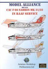 Model Alliance MA-72125 1:72 North-American CAC F-86 Sabres dans la Raaf partie 2