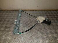 PEUGEOT 407 WINDOW REGULATOR NSF PASSENGER FRONT 9663036680 1.6 HDI 5 DOOR 2006