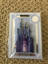 New ListingDisney Cinderella Castle Collection Pin, Limited Release, 1/10 in series