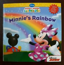Minnie's Rainbow Disney Mickey Mouse Clubhouse by Sheila Sweeny Higginson 2008