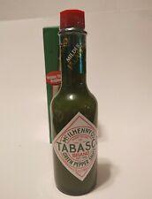 Tabasco Green Jalapeño Pepper Sauce 5 Fl Oz