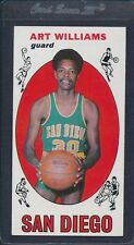 1969/70 Topps #096 Art Williams Rockets EX *858
