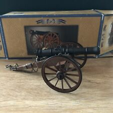 Distler: Boxed Set - French Canon c1815. 75mm Scale Metal Model