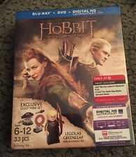 *Target Exclusive* Hobbit: Desolation of Smaug w/Legolas Figure + Brand NEW!