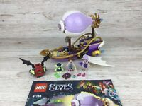 Lego Elves (2017) ~ Set 41184 ~ Aira's Airship and The Amulet Chase ~ 100% ~ (2)