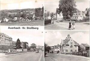 Auerbach (Kreis Stollberg) Teilansichten gl1991 143.467