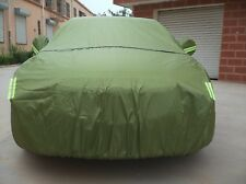 [DARK CLOUD - OXFORD - DARK GREEN]EXTRA THICK CAR COVER VEHICLE PROTECTOR CLOTHE