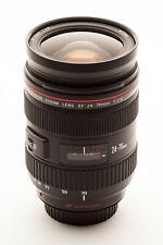 CANON EF 24 - 70mm f/2.8 L USM - Professional Series 'L' Lens