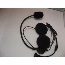 Microphone headset for all shark intercom systems. Just Headset _ mic