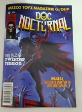 MEZCO One:12 Collective Doc Nocturnal swag 48 page comic magazine only