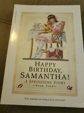 AMERICAN GIRL COLLECTION BOOK LOT HAPPY BIRTHDAY new